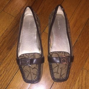 Calvin Klein Women's Loafers Size 6.5 Used